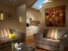 Wild Thyme Barn Living & Kitchen area