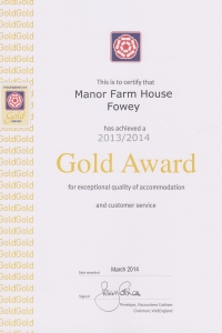 Manor Farmhouse - 5 Stars