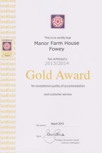 Manor Farmhouse - 5 Stars